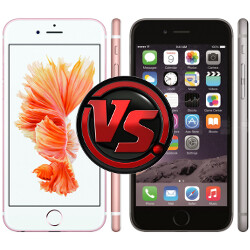 Which iPhone model will you be upgrading to 6s or 6s Plus from?