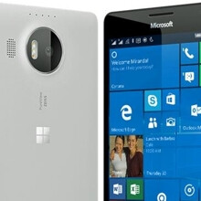 Alleged Microsoft Lumia 950 XL press render leaks out