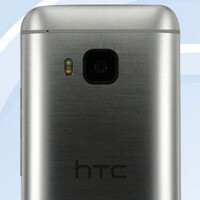 Better late than never: TENAA releases images of the HTC One M9e one day before unveiling