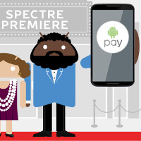 One lucky Android Pay user will win a trip for four to Mexico City to see Bond, James Bond