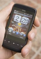 Hands-on with the HTC Touch2