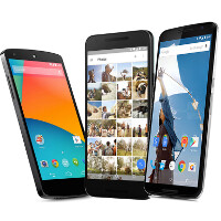 The Nexus wars! Google Nexus 5X vs Nexus 6 vs Nexus 5: specs comparison