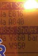 Motorola Sholes and Calgary appear on Verizon's internal screens