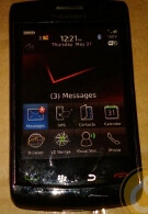 More evidence of October 21st BlackBerry Storm2 9550 Verizon launch