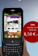 GSM version of the Palm Pre makes its debut in Germany - with two new free apps