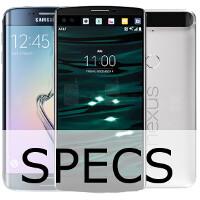LG V10 vs Samsung Galaxy S6 edge+ vs Google Nexus 6P: specs comparison clashdown
