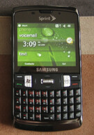 Hands on with the Samsung Intrepid