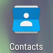 How to sort contacts (by first or last name) on stock Android Marshmallow and Lollipop phones