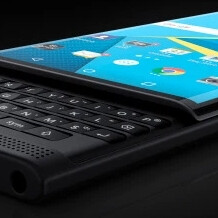 New BlackBerry Priv photos confirm 4K video recording and 64-bit processor