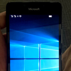Lumia 950 and XL leak again, boasting the Win 10 logo and PureView branding