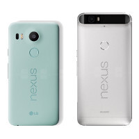 9 key differences between the Google Nexus 5X and Nexus 6P