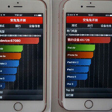 Samsung-made A9 vs TSMC A9: benchmarking two iPhone 6s versions yields surprising results