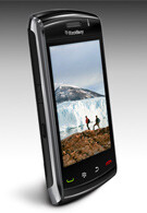 BlackBerry Storm2 officially appears on RIM's site