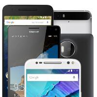 Microsoft Lumia 950 XL vs Google Nexus 6P vs Motorola Moto X Style: specs comparison