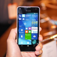 Microsoft Lumia 550 hands-on