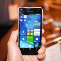 Microsoft Lumia 550 hands-on