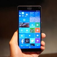 Microsoft Lumia 950 XL hands-on