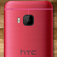 Pink HTC One M9 offered by HTC in the U.S. just in time for Breast Cancer Awareness Month