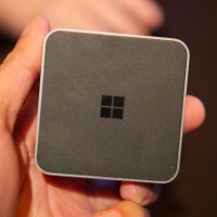 Continuum hands-on with the Microsoft Display Dock