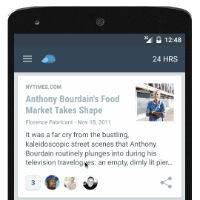 """Google announces """"Accelerated Mobile Pages"""" to take on Facebook Instant Articles"""