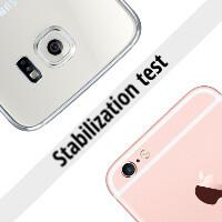 iPhone 6s vs Galaxy S6: Video stabilization comparison