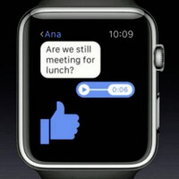 Facebook Messenger app now available for Apple Watch