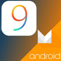 Android 6.0 Marshmallow vs iOS 9 visual interface comparison: vote for the better one here