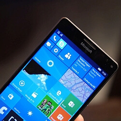 The Microsoft Lumia 950 XL might get Surface Pen support after all