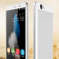 Oukitel K6000 now official; handset carries huge 6000mAh battery