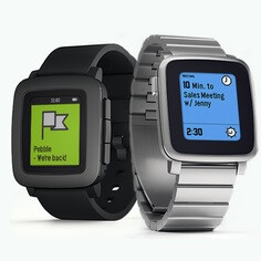 Third party apps for Pebble Time, Pebble Time Steel and Pebble Time Round will support dictation