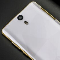 Check out the classy looking Bluboo XTouch, offering a premium look for under $200