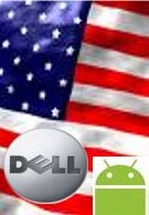 Dell plans to bring over Android handset to the US in 2010?