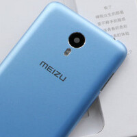 Teaser shows that the Meizu Blue Charm Metal will feature a magnesium-aluminum alloy build