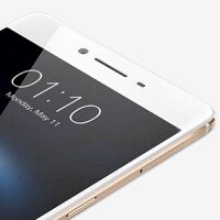 Oppo R7s phablet unveiled featuring 5.5-inch screen, 4GB of RAM and VOOC charging