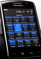 First-gen BlackBerry Storm 9530 owners to get flick scrolling, improved browser