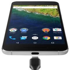 The Nexus 6P can charge the Nexus 5X via USB Type-C