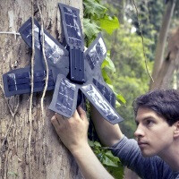 Did you know that old phones are being used for tropical rainforest surveillance?