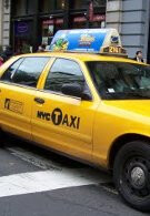 NYC to ban taxi drivers from using any cell phones while their cab is moving