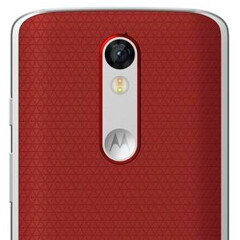 Leaked photo reveals Moto Maker back cover choices for the Motorola DROID Turbo 2