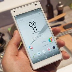 Sony: the Xperia Z5 Compact touchscreen issues will be fixed through a software update