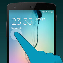 KnockOn app brings double-tap to lock to most Androids. and wake to ones with OLED displays
