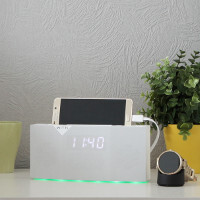 Beddi is that modernized alarm clock you need by your bedside