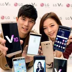LG V10 not selling like hotcakes in South Korea