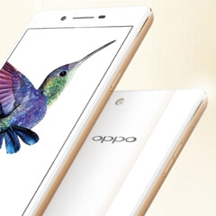 Oppo Neo 7 officially announced: another Snapdragon 410-powered smartphone