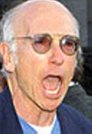 Larry David and his BlackBerry Bold represent Berry addicts