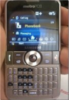 MetroPCS finally gets their first Windows Mobile 6.1 handset - the Samsung Code