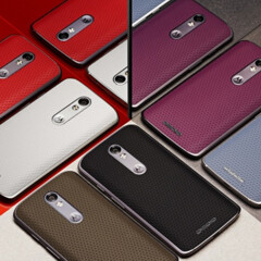 Moto Maker options for the Droid Turbo 2 will include over 1,000 combinations