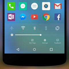 You can now download the Microsoft Arrow Launcher for Android from Google Play