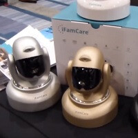 iFamCare is your remote video access to your house with your smartphone