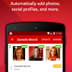FullContact app lands on Android to bring order in the chaos of your contacts list